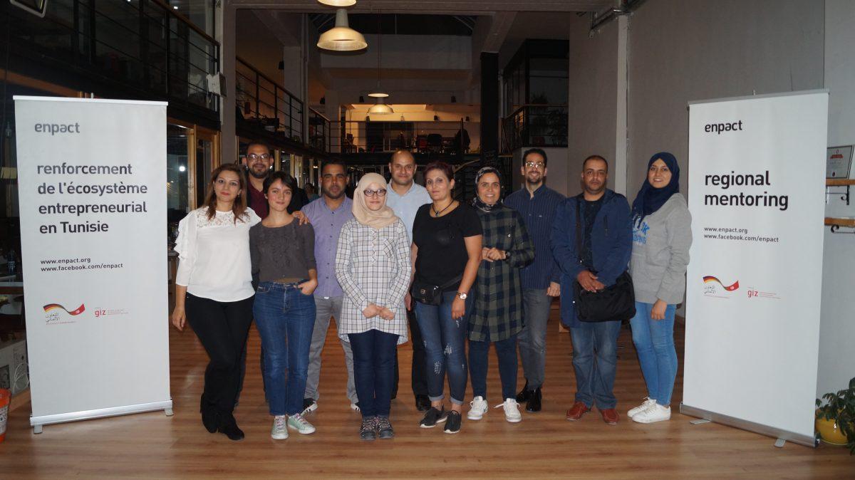 enpact_Regional_Mentoring_Programme_Tunisia_2018